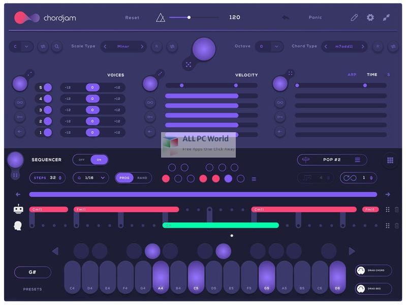 Audiomodern Chordjam Free Download