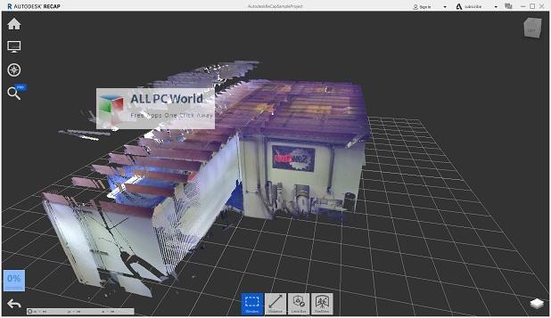 Autodesk ReCap Pro 2022 Setup Free Download