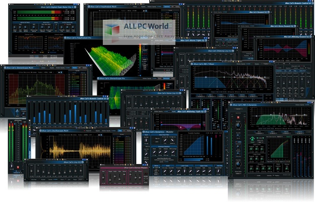 Blue Cats All Plug-Ins Pack 2021 Free Download