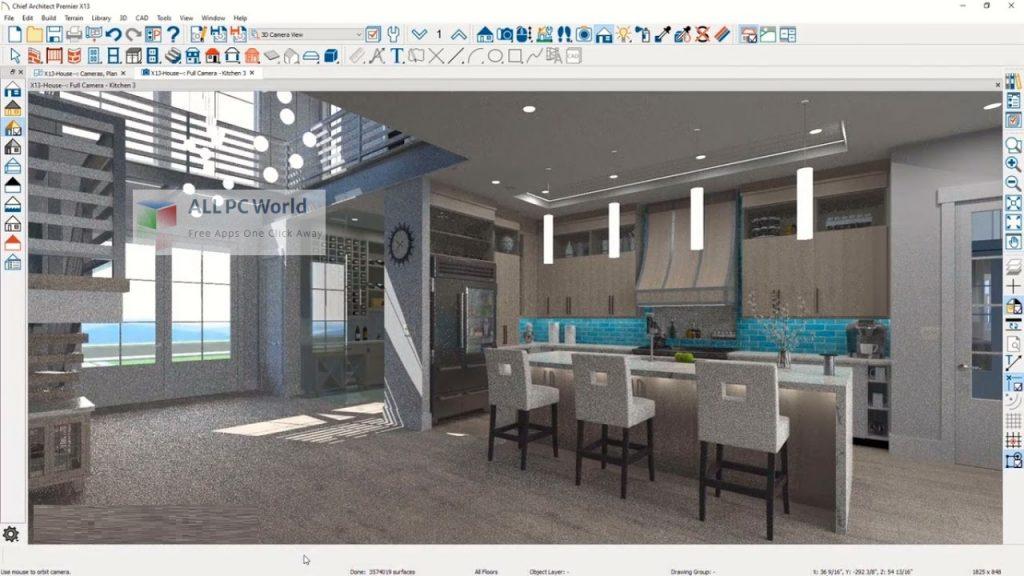 Chief Architect Premier X13 Installer Free Download