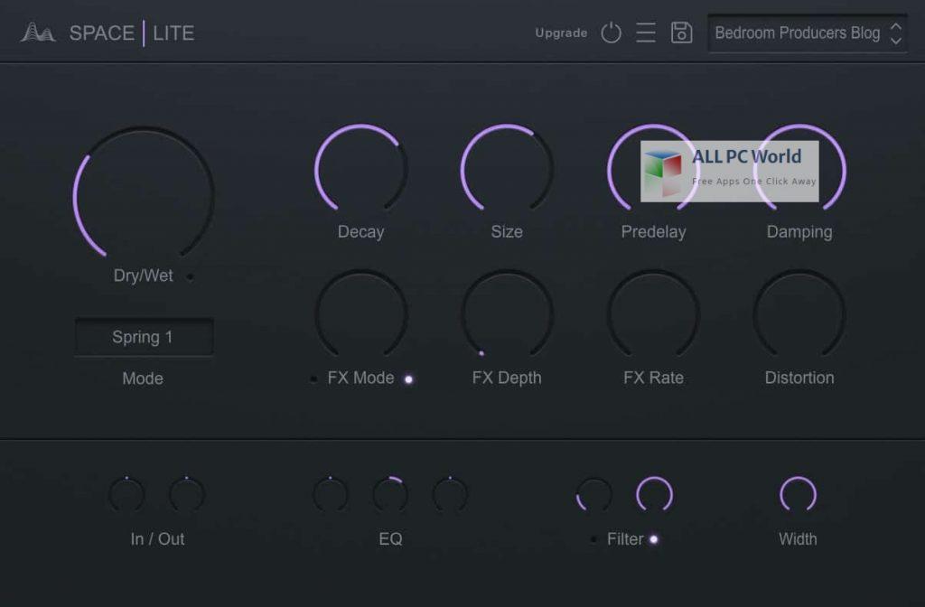 Cymatics Space Reverb Plugin Free Download