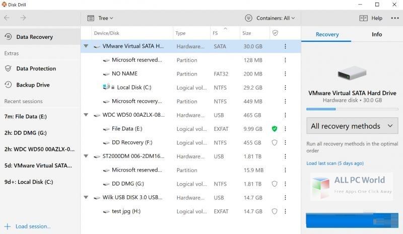 Disk Drill Enterprise 4 Installer Free Download