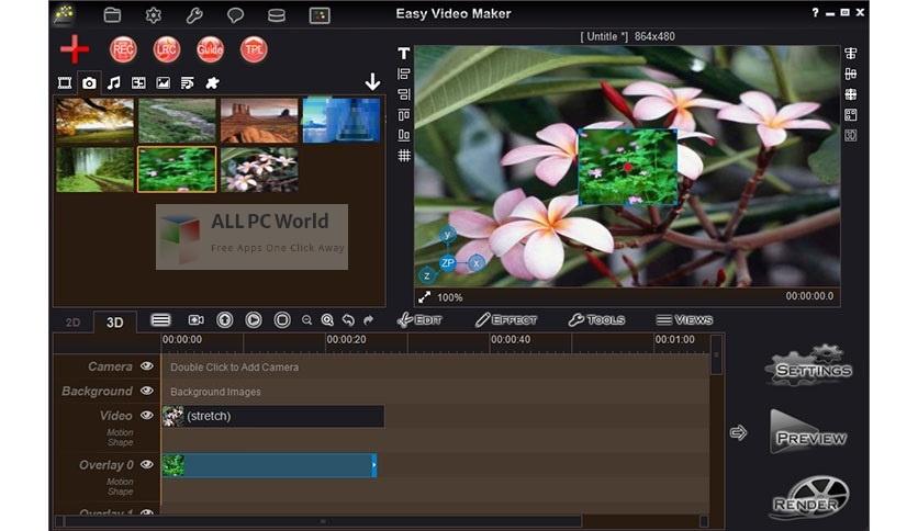 Easy Video Maker Platinum 10 Installer Free Download