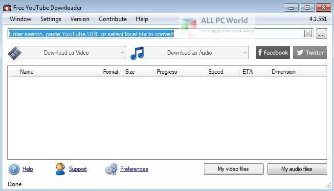 Free YouTube Download 4 Installer Free Download