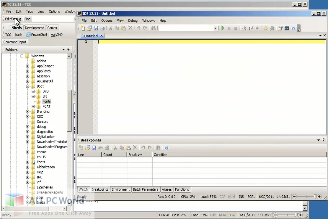 JP Software Take Command 28 Free Download