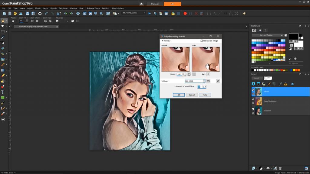 PaintShop Pro Free Download