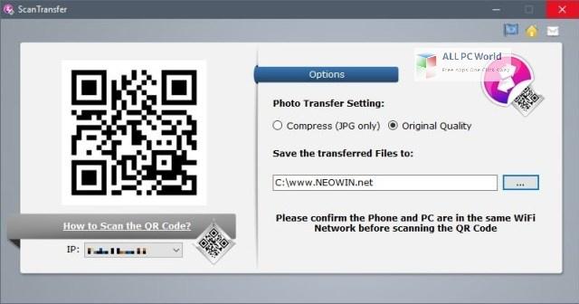ScanTransfer Pro Free DoWnload