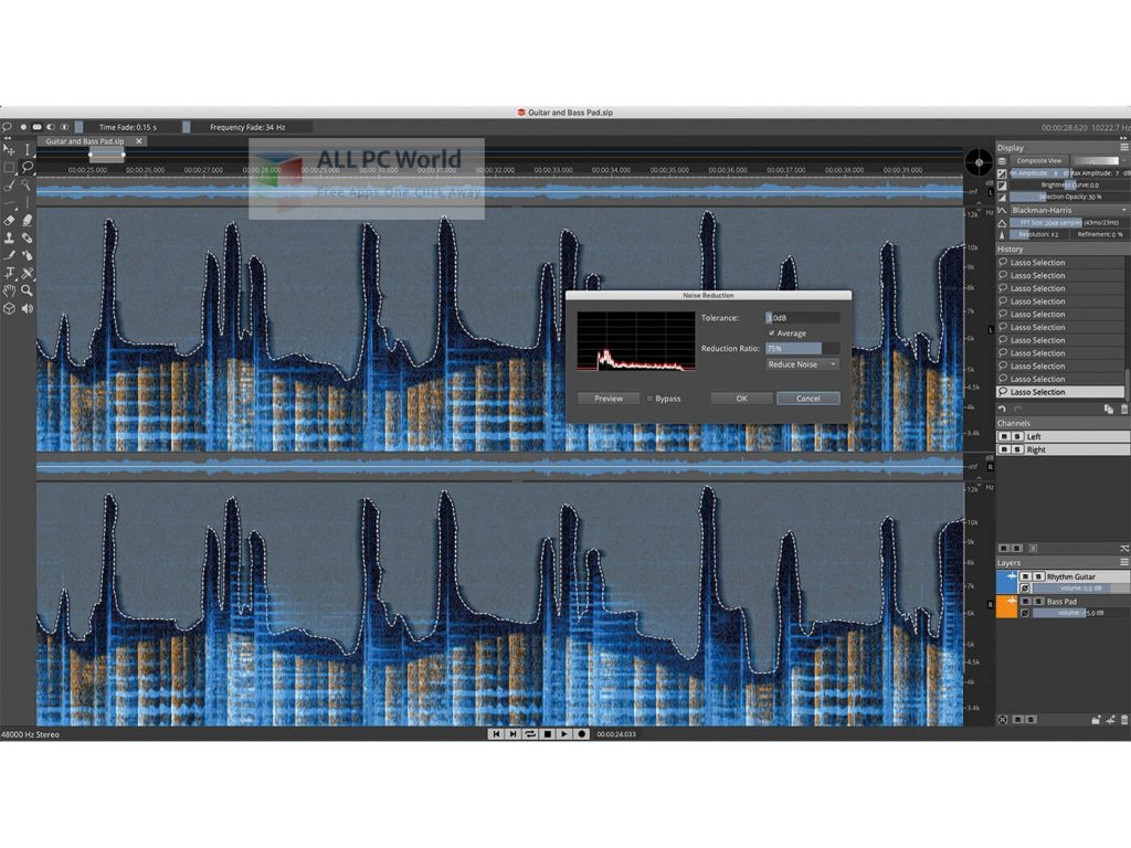 Steinberg SpectraLayers Pro Setup Free Download