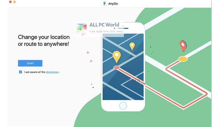 iToolab AnyGo 4 Setup Free Download