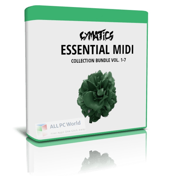 Cymatics - Essential MIDI Collection Bundle Free Download