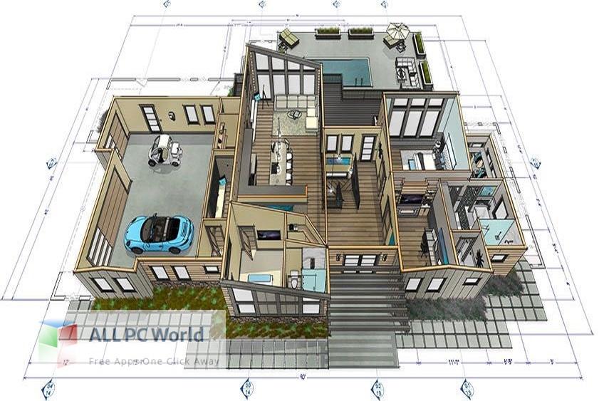 Download Chief Architect Interiors X13 Free