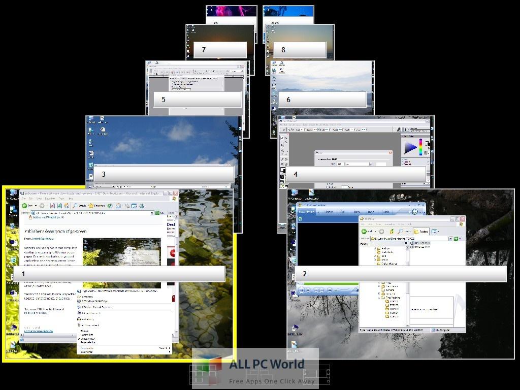 Download goScreen Corporate Free