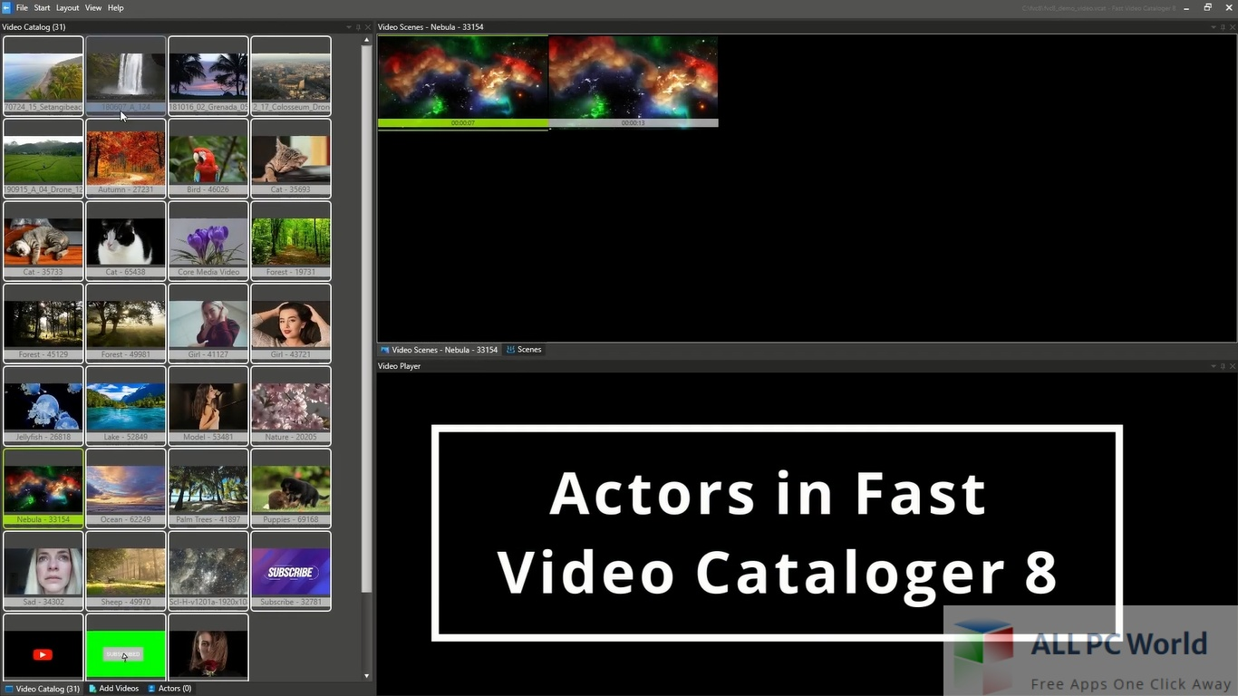 Fast Video Cataloger 8 Free Download