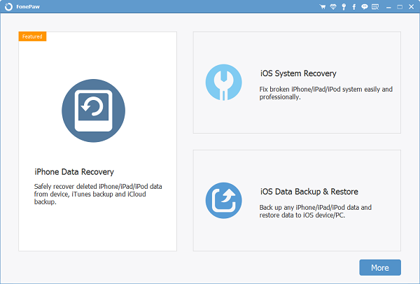 FonePaw iOS System Recovery 8 Free Download