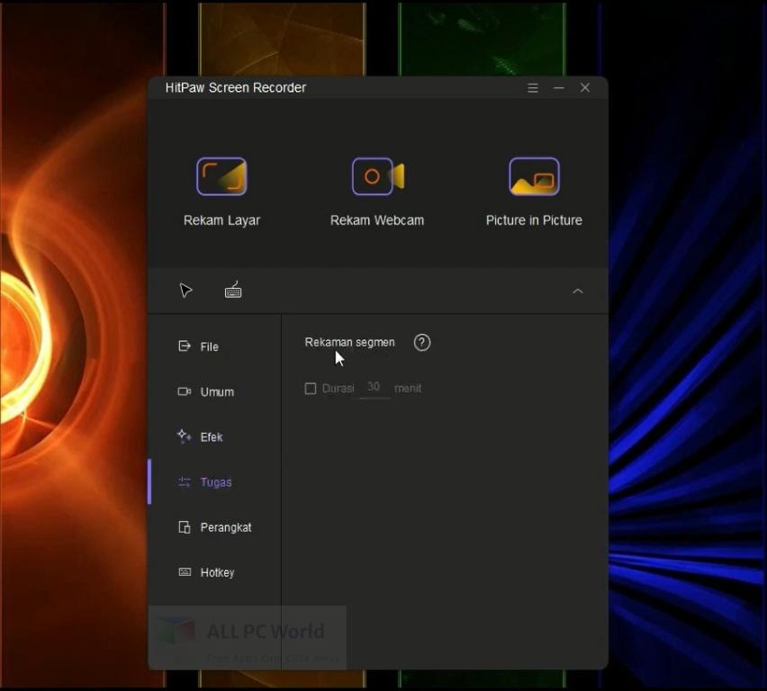 HitPaw Screen Recorder Download Free