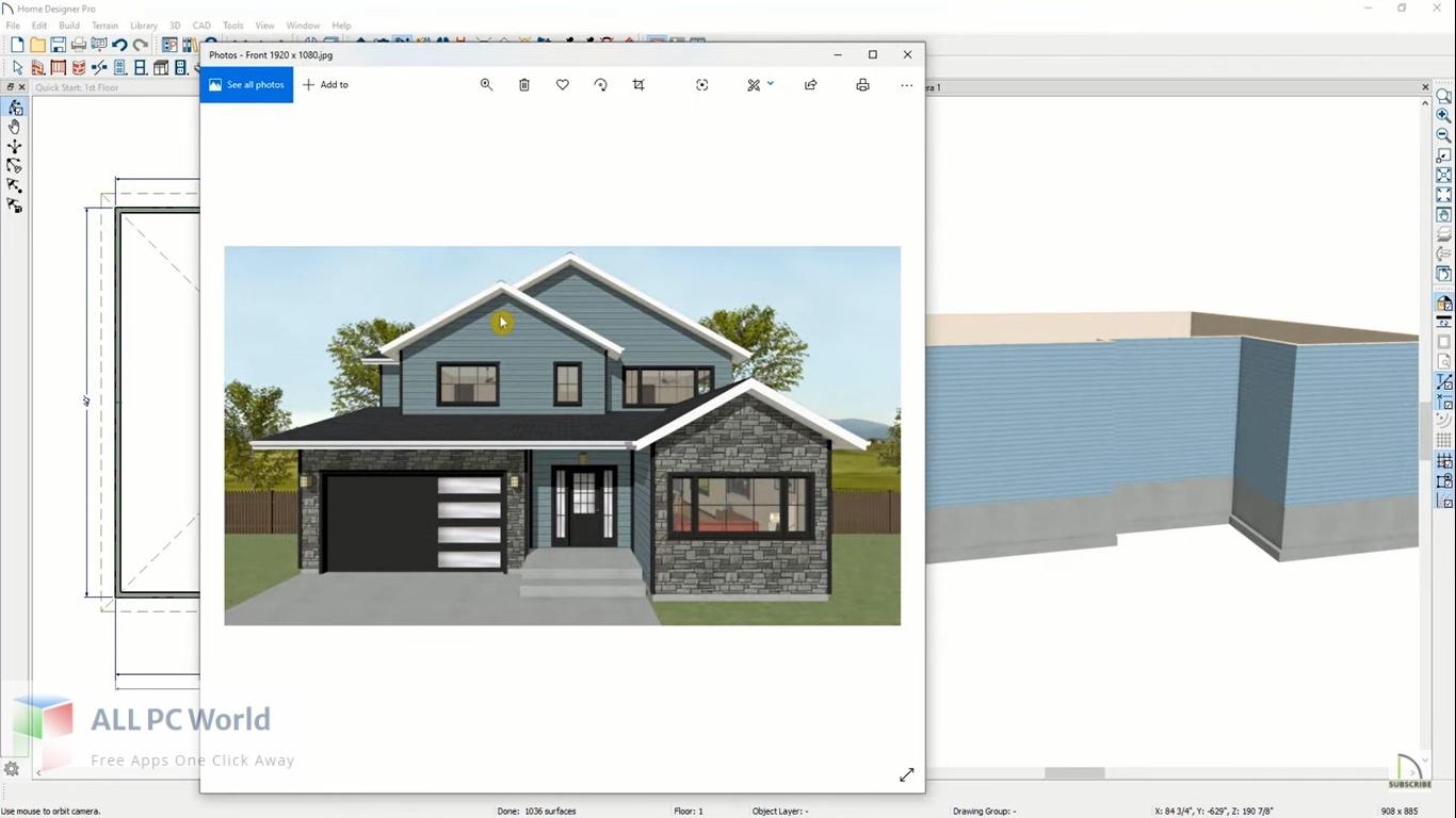 Home Designer Architectural Free Download