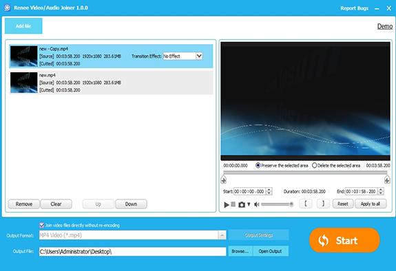Renee Video Editor Pro 2021 Download