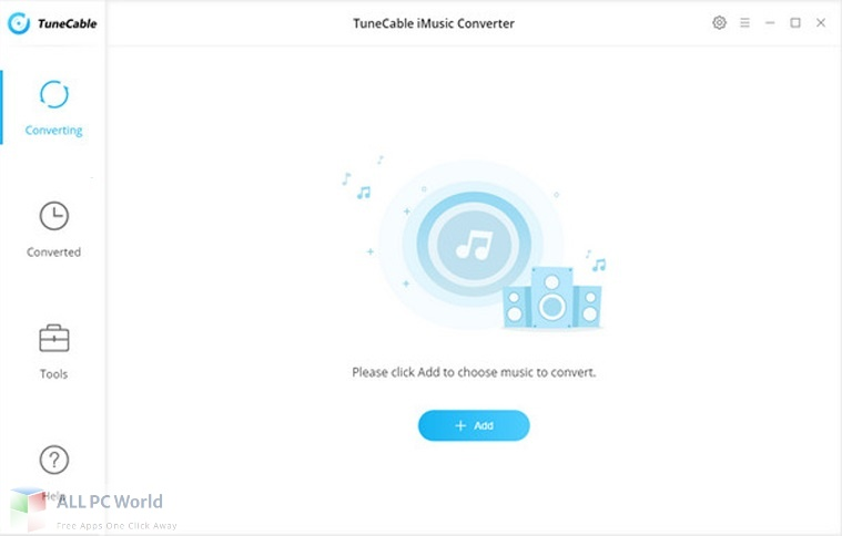 TuneCable iMusic Converter Free Download