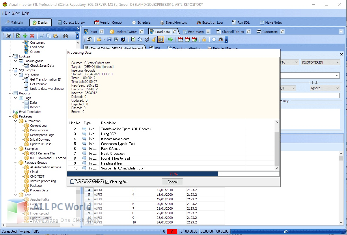 Visual Importer Professional 9 Free Download