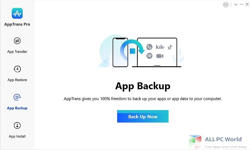 AppTrans Pro for Free Download