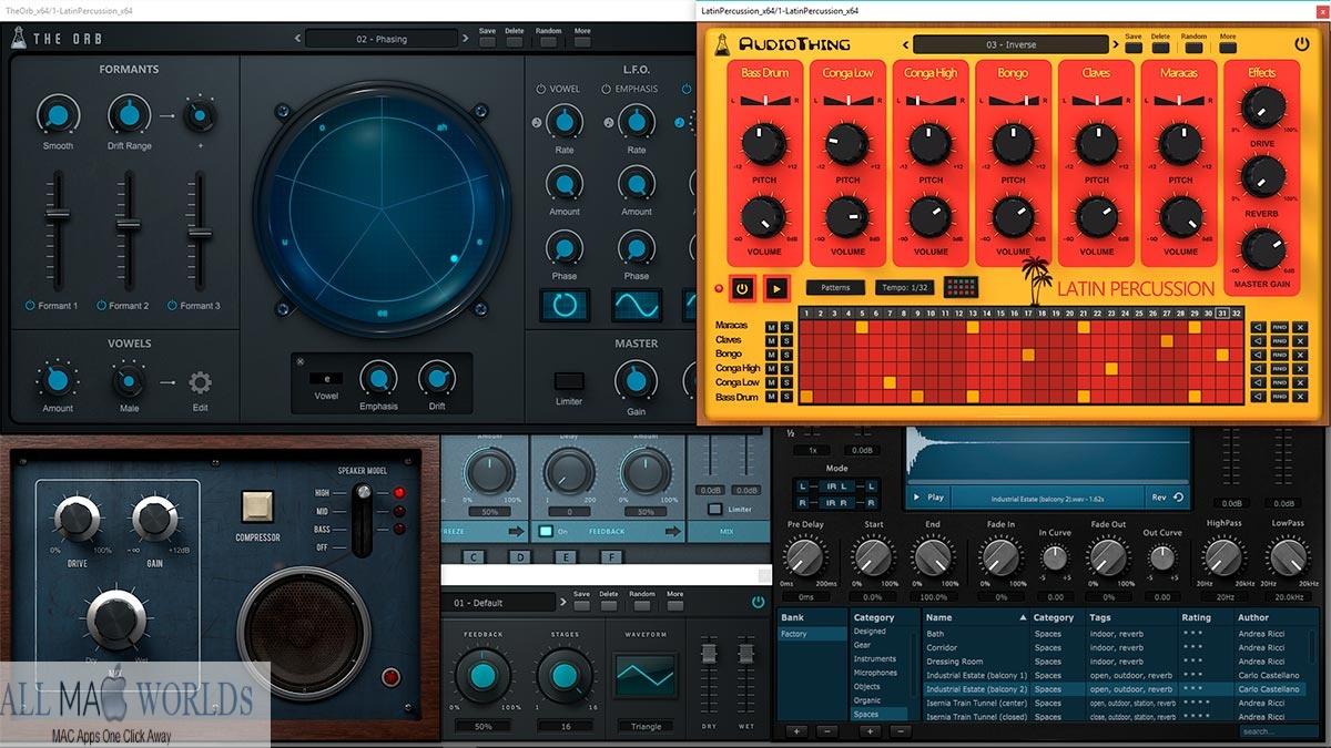 AudioThing Effect Bundle 2021 Free Download