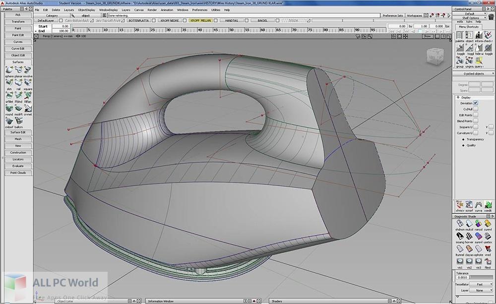 Autodesk Alias AutoStudio for Free Download
