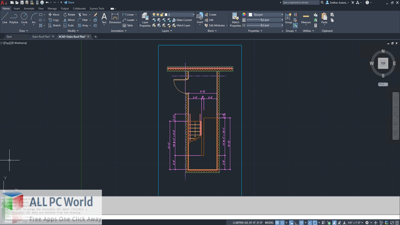 Autodesk AutoCAD Architecture 2022 for Free Download
