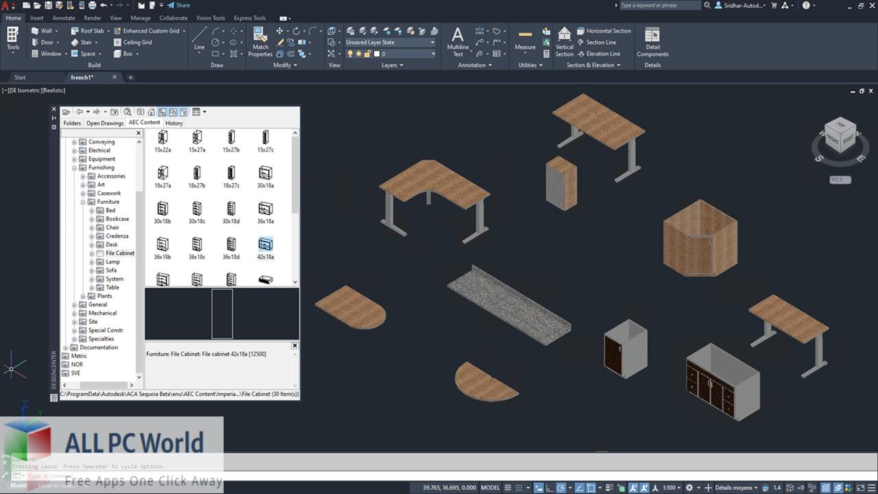 Autodesk AutoCAD Architecture Free Download