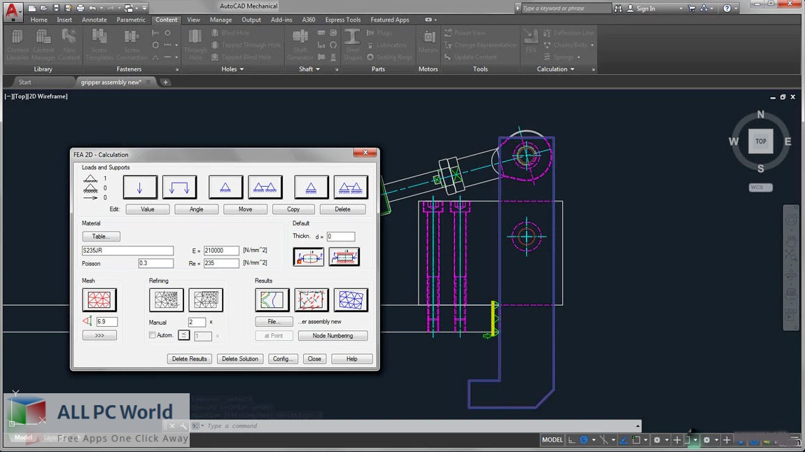 Autodesk AutoCAD Mechanical Free Download