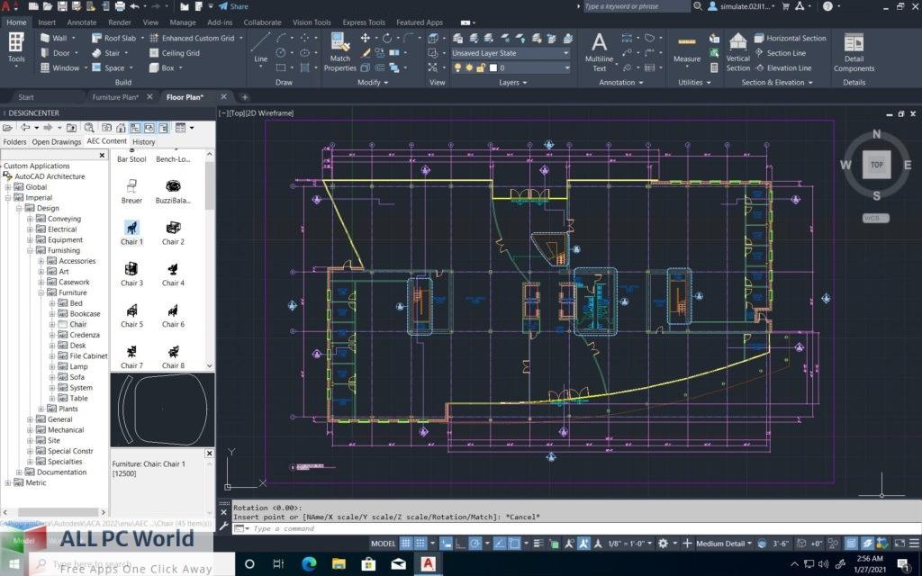 Autodesk AutoCAD Plant 3D Free Download