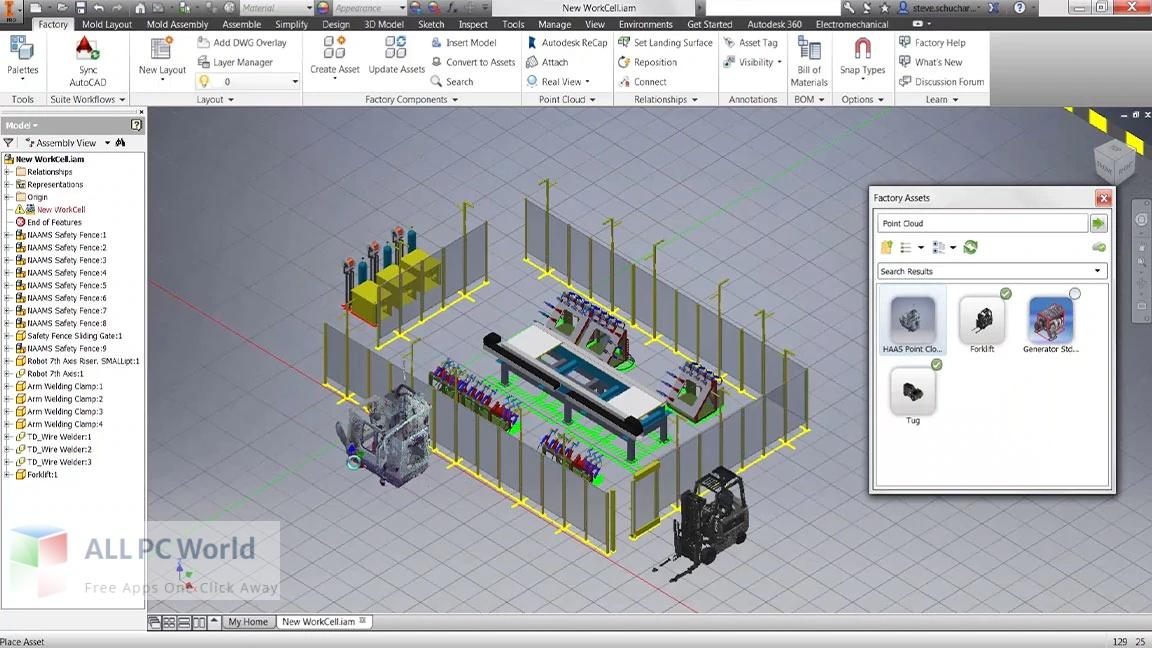 Autodesk Factory Design Utilities Free Download