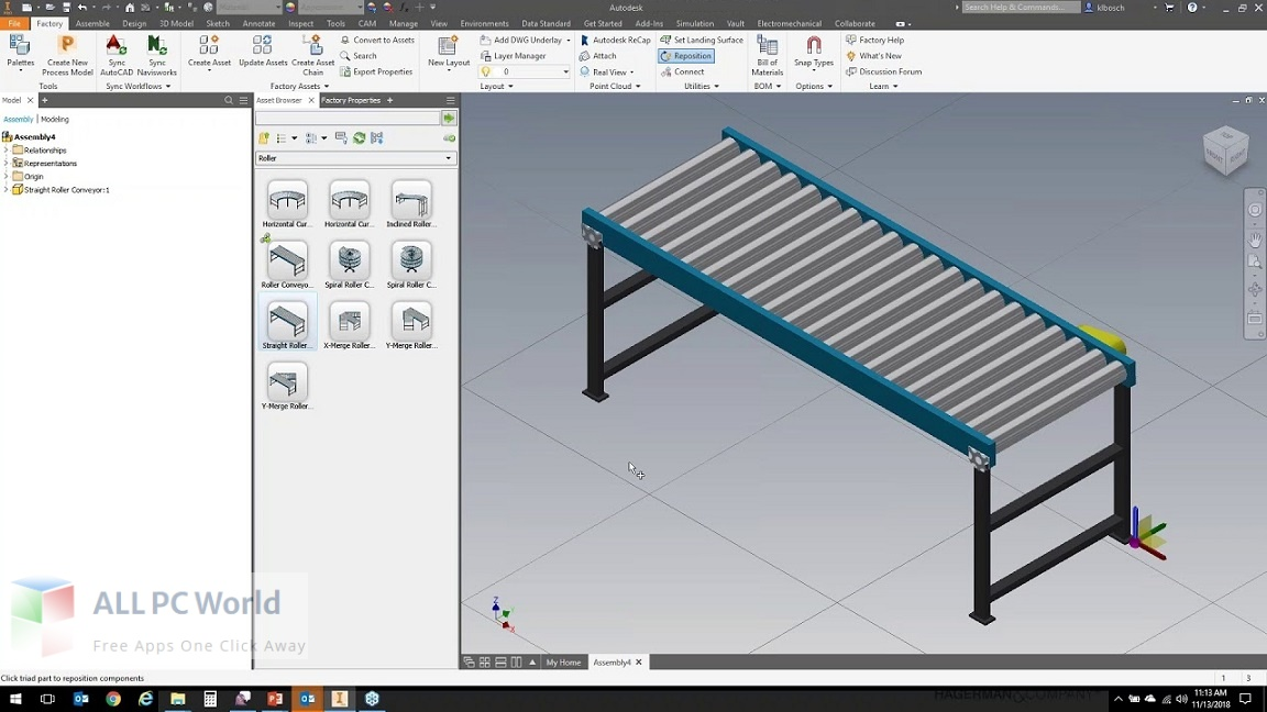 Autodesk Factory Design Utilities for Free Download
