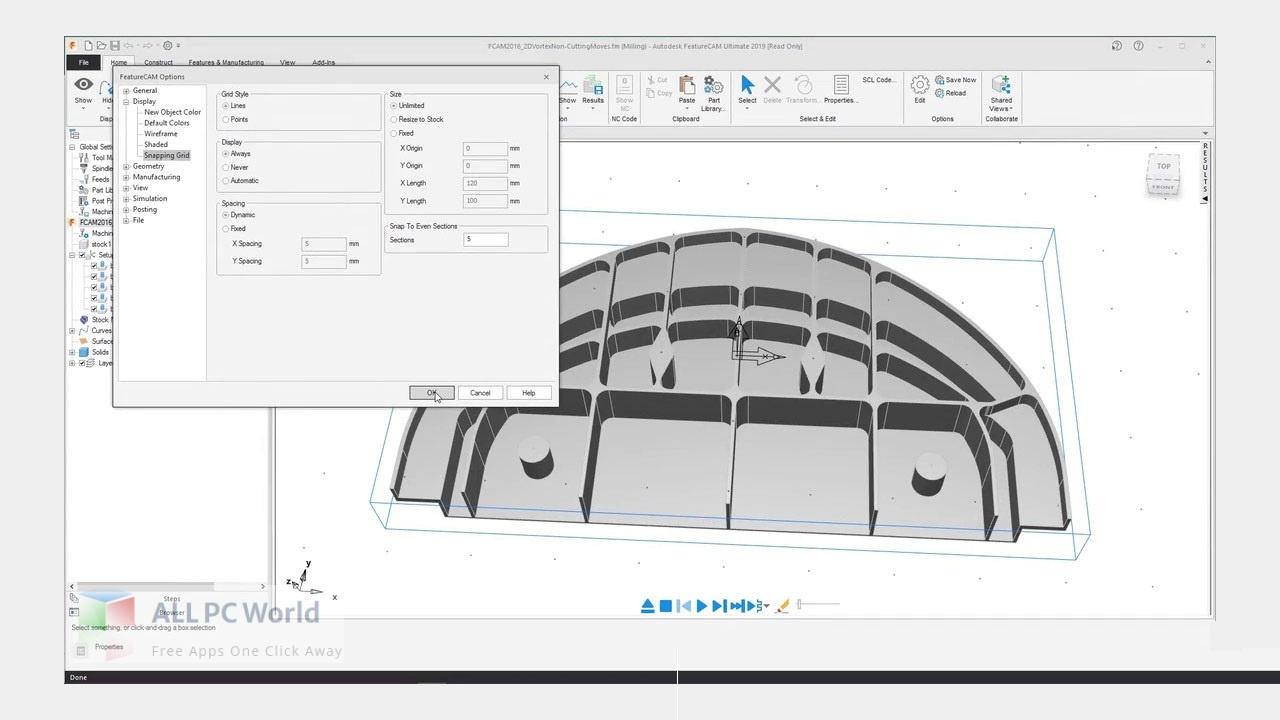 Autodesk FeatureCAM Ultimate Free Download