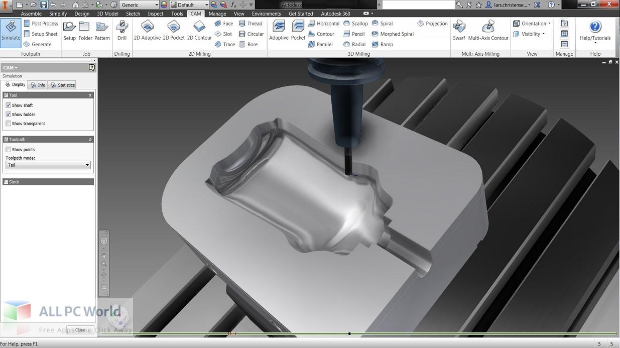 Autodesk HSMWorks Ultimate 2022 Free Download