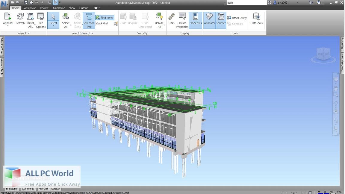 Autodesk Navisworks Manage for Free Download