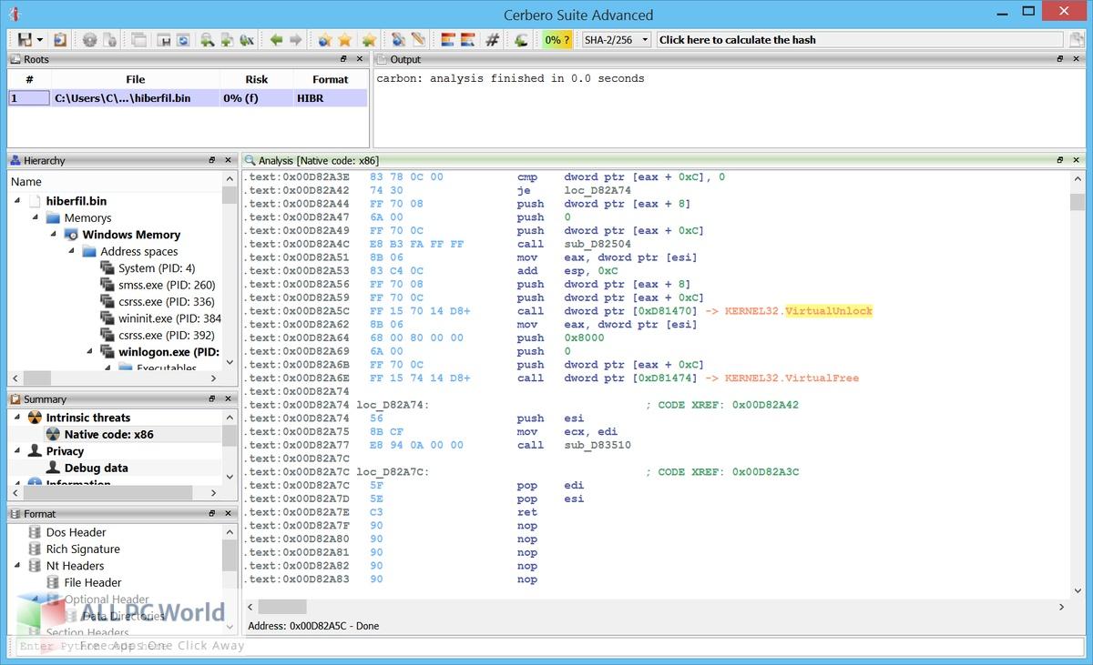 Cerbero Suite Advanced Free Download