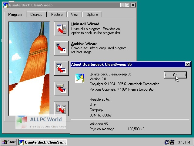CleanSweep 2 Free Download