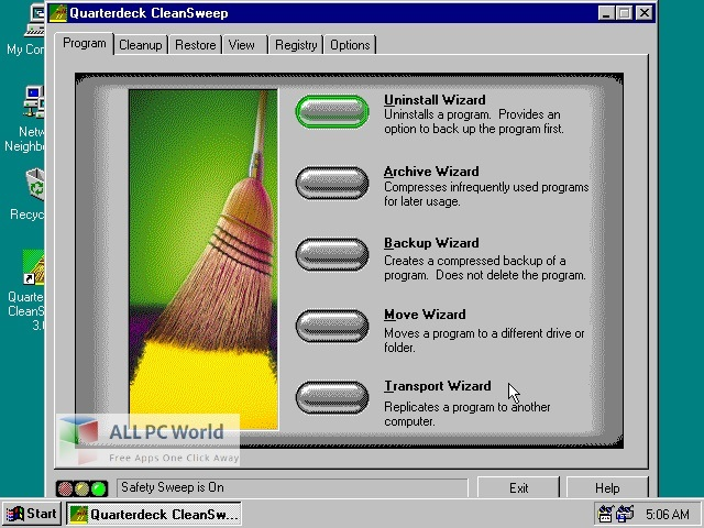 CleanSweep Free Download