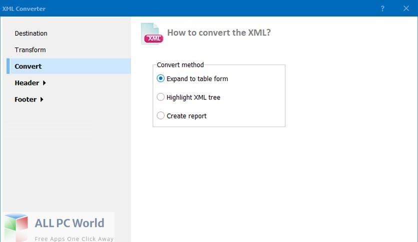 Coolutils Total XML Converter Free Download