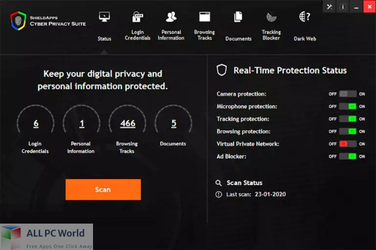 Cyber __Privacy Suite 3 Free Download