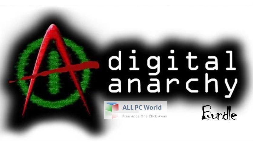 Digital Anarchy Bundle 2021 Free Download