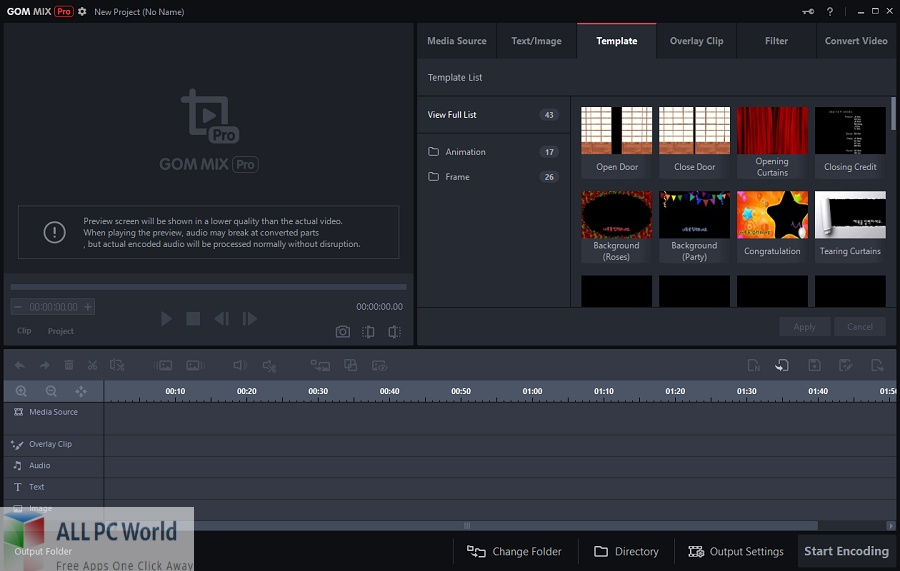 GOM Mix Pro for Free Download