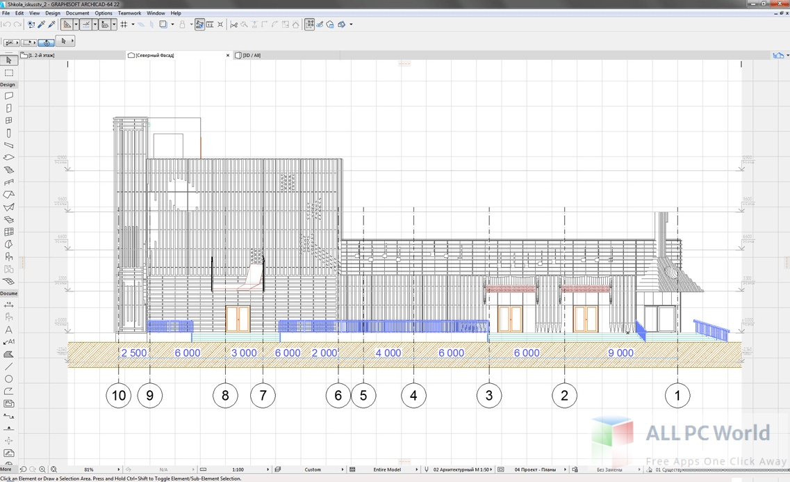 GRAPHISOFT ARCHICAD Free Download