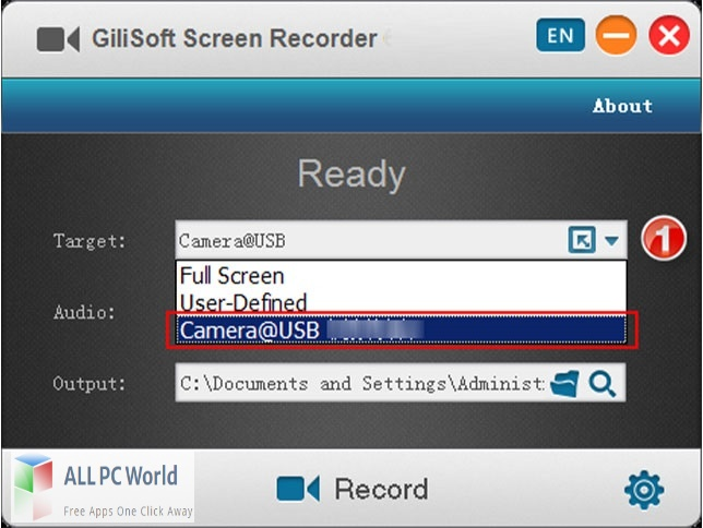 GiliSoft Screen Recorder Pro 11 Free Download