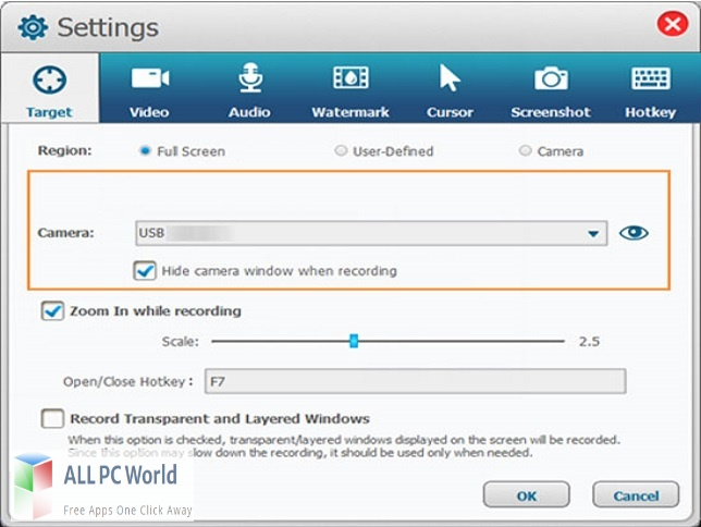 GiliSoft Screen Recorder Pro Free Download
