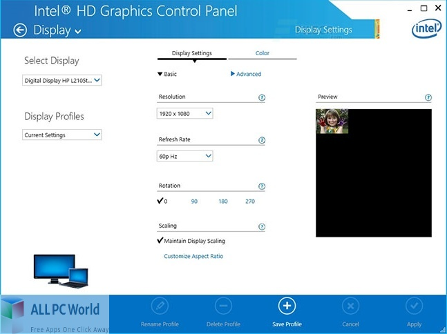 Intel Graphics Driver for Windows for Free Download