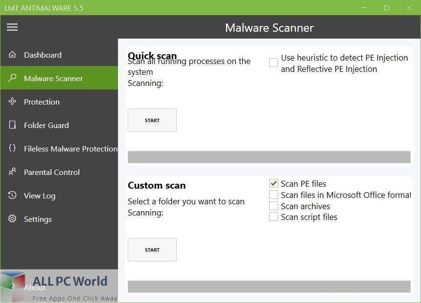 LMT AntiMalware Free Download