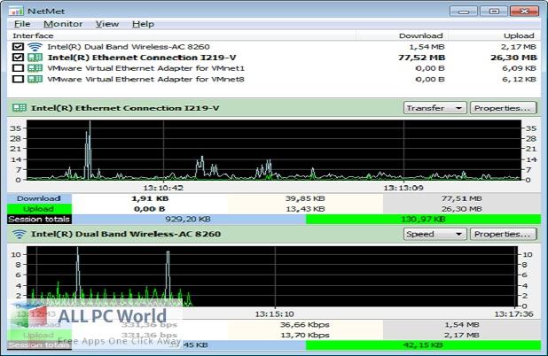 MiTeC Network Meter 2 Free Download
