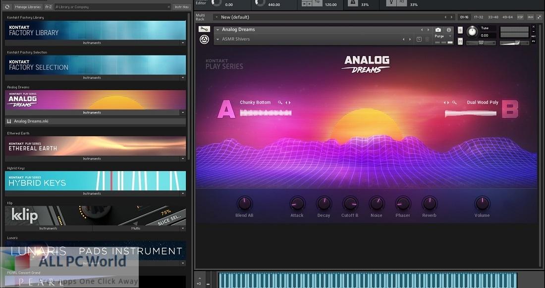 Native Instruments Analog Dreams 2 Free Download