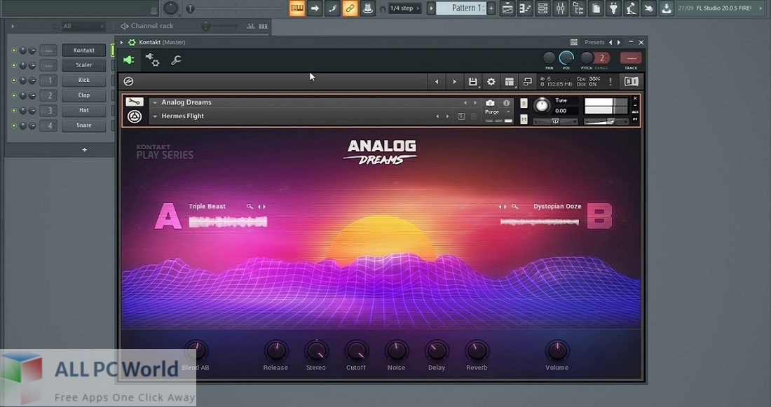 Native Instruments Analog Dreams for Free Download
